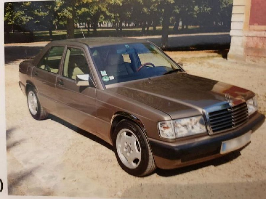 MERCEDES 190 W201 E 2.6 berline Bronze occasion - 9 950 €, 97 000 km