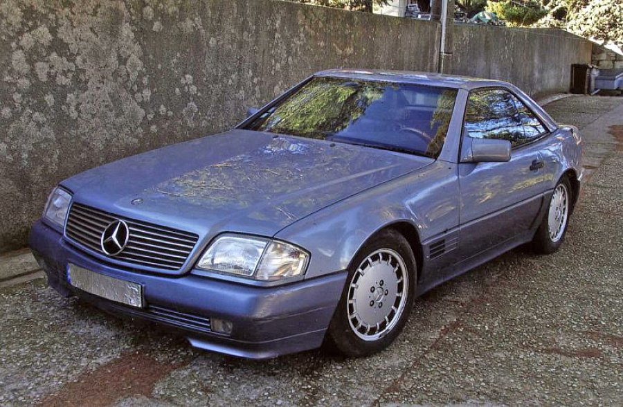 MERCEDES CLASSE SL R129 300-24 24Sp cabriolet occasion - 10 000 €, 170 000 km