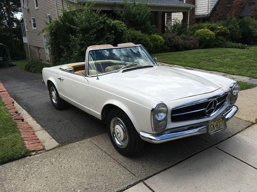 mercedes etats unis pagode d occasion recherche de voiture d best car review. Black Bedroom Furniture Sets. Home Design Ideas