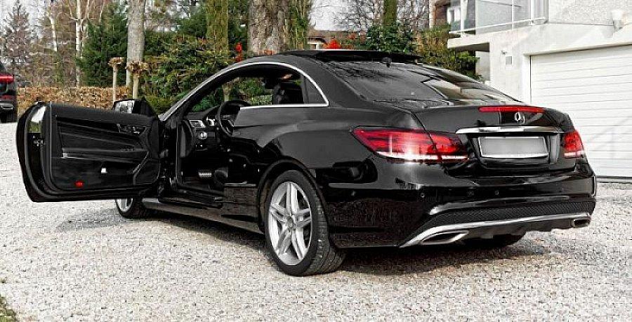 Mercedes classe e coup c207 autre fascination coup noir occasion 37 000 29 000 km - Mercedes e coupe occasion ...