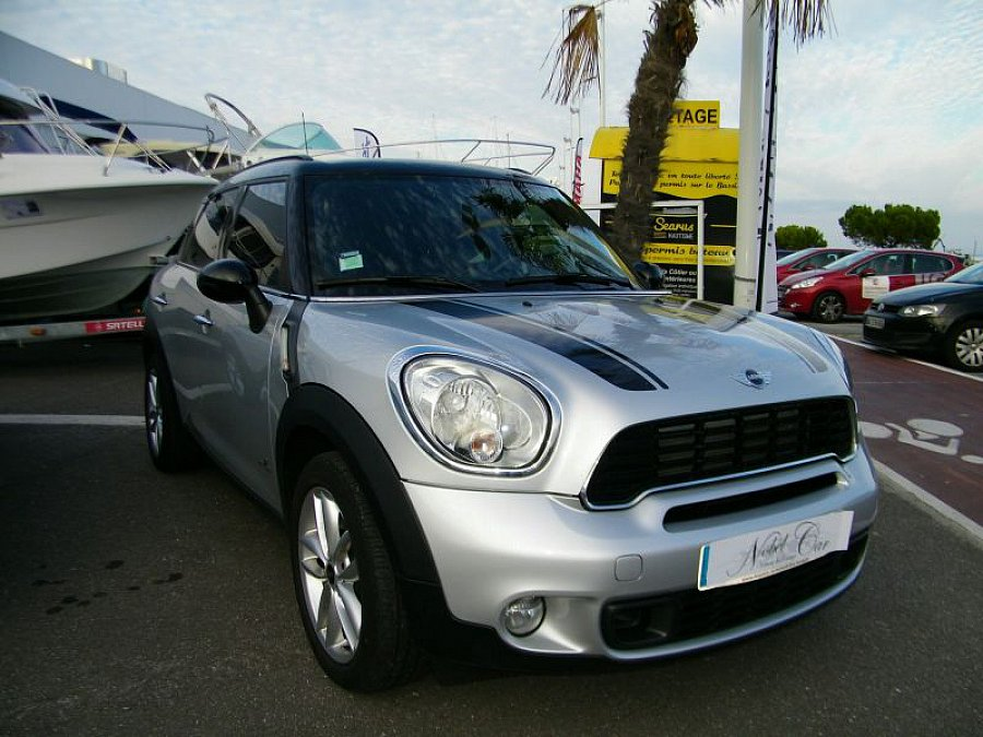 mini countryman r60 cooper s all4 break occasion 29 900 36 000 km vente de voiture d. Black Bedroom Furniture Sets. Home Design Ideas