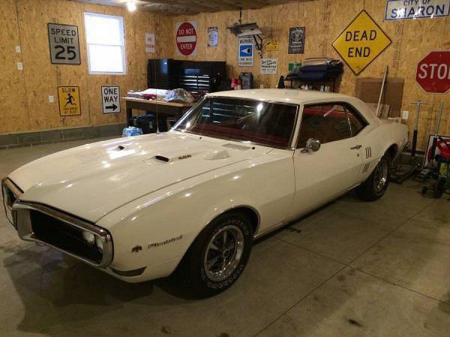 pontiac firebird occasion 28 000 156 462 km vente de voiture d 39 occasion motorlegend. Black Bedroom Furniture Sets. Home Design Ideas