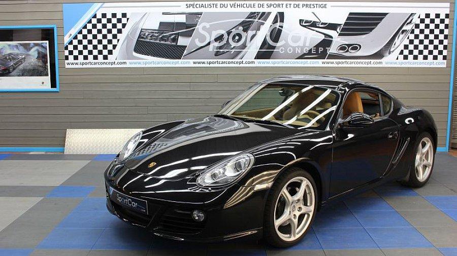 porsche cayman 987 2 9l 265ch pdk coup noir occasion 37 900 57 500 km vente de voiture. Black Bedroom Furniture Sets. Home Design Ideas