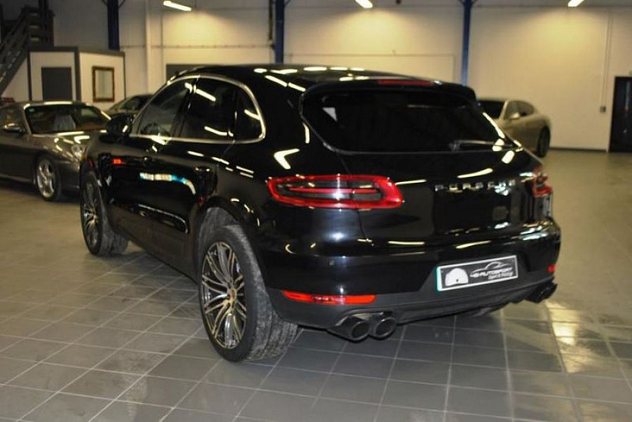 porsche macan s diesel 258 ch suv noir occasion 72 990. Black Bedroom Furniture Sets. Home Design Ideas