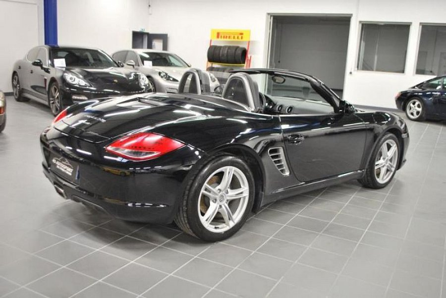 porsche boxster 987 255ch hard top cabriolet noir occasion 33 990 44 776 km vente. Black Bedroom Furniture Sets. Home Design Ideas