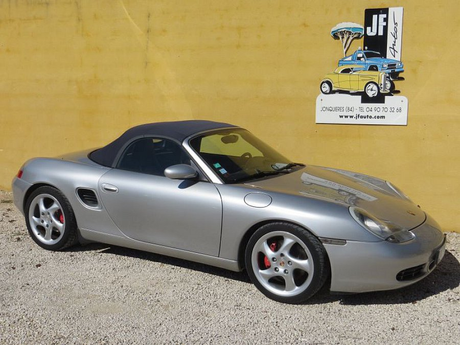 porsche boxster 986 s 252ch 3 2 berline occasion 17 000 79 000 km vente de voiture. Black Bedroom Furniture Sets. Home Design Ideas