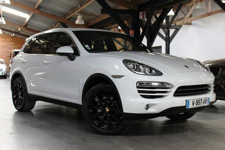 annonce vendue porsche cayenne i 957 3 0d v6 suv. Black Bedroom Furniture Sets. Home Design Ideas