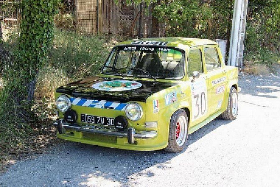 Rallye occasion