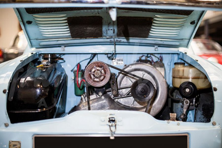 vespa 400 coup bleu clair occasion 0 0 km vente de voiture d 39 occasion motorlegend. Black Bedroom Furniture Sets. Home Design Ideas