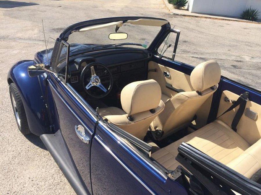 volkswagen coccinelle type 1 1303 ls cabriolet bleu. Black Bedroom Furniture Sets. Home Design Ideas
