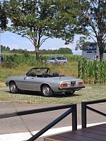 ALFA ROMEO SPIDER 2000 Veloce (Type 105) cabriolet Argent occasion - 22 500 €, 163 500 km