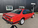 BMW SERIE 6 E24 M635 CSi 286 ch coupé Rouge occasion - 64 000 €, 134 000 km