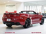 CHEVROLET CAMARO Serie 6 6.2 V8 453 ch cabriolet Rouge occasion - 58 900 €, 10 km