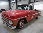 CHEVROLET C10 Rouge occasion - 18 000 €, 82 521 km