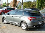 CITROEN DS5 Hybrid4 SO CHIC berline Gris occasion - 11 700 €, 159 210 km