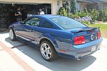FORD MUSTANG V (2005-14) Serie 1 GT coupé Bleu occasion - 26 900 €, 73 521 km