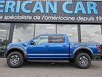 FORD USA F150 Raptor Supercrew pick-up occasion - 117 110 €, 580 km