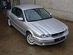 JAGUAR X-TYPE 2.5 V6 executive 4x4 all wheel drive berline Gris clair occasion - 7 400 €, 75 000 km