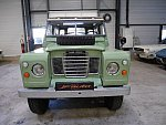 LAND ROVER DEFENDER III 4x4 Vert clair occasion - 22 000 €, 25 207 km