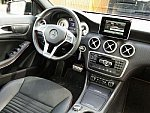 MERCEDES CLASSE A W176 220 CDI BlueEfficiency Pack AMG berline Rouge occasion - 24 700 €, 56 000 km