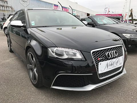 audi rs3 occasion. Black Bedroom Furniture Sets. Home Design Ideas
