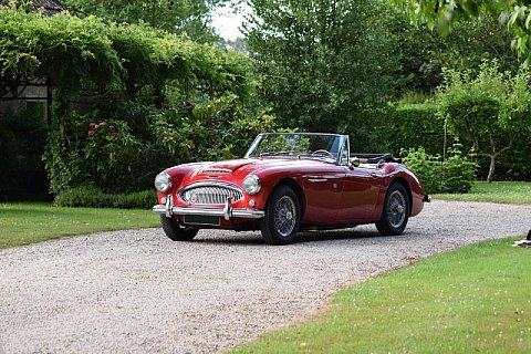 austin healey 3000 mk3 bj8 occasion. Black Bedroom Furniture Sets. Home Design Ideas