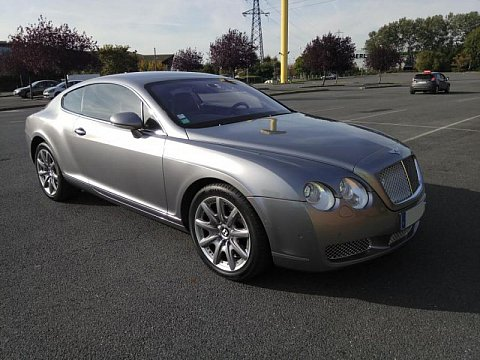 bentley continental gt occasion. Black Bedroom Furniture Sets. Home Design Ideas