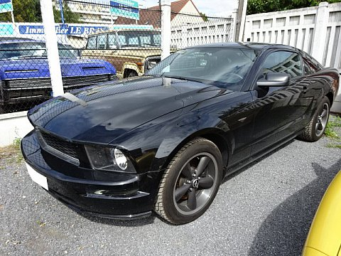 ford mustang occasion. Black Bedroom Furniture Sets. Home Design Ideas