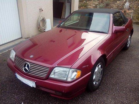 Mercedes classe sl r129 occasion - Garage mercedes bordeaux occasion ...