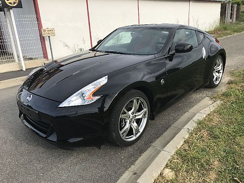 nissan 370z occasion. Black Bedroom Furniture Sets. Home Design Ideas