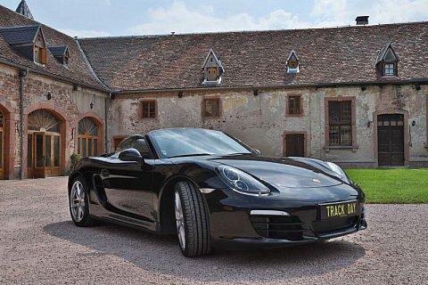 PORSCHE BOXSTER 981 S 3 4i cabriolet Noir occasion - 49 500