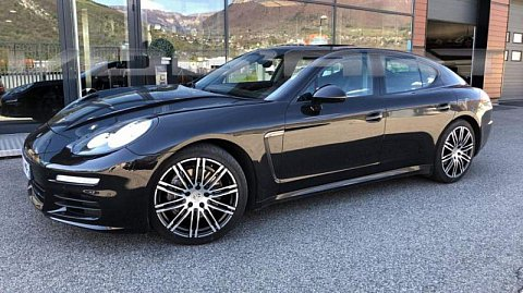 Porsche panamera best options