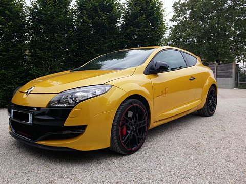 Renault occasion - Megane coupe occasion maroc ...